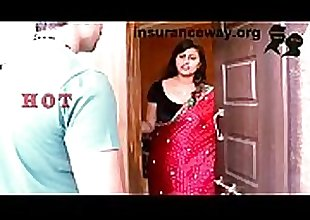 Indian house wife romance with who brings..